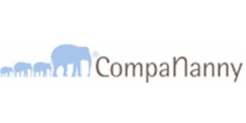 Gastouderbureau - CompaNanny - Logo