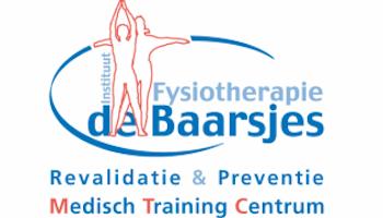 Kinderfysio De Baarsjes - Logo