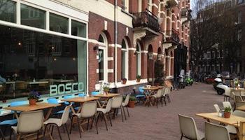 Koffie + Lunch + Borrel + Restaurant - Cafe Bosco - Foto