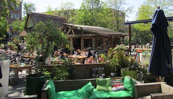 Koffie + Lunch + Borrel + Restaurant - De Vondeltuin