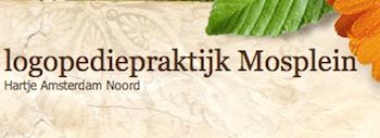 Logopediepraktijk Mosplein - Logo