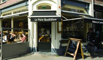 Koffie + Lunch - Le Pain Quotidien De Pijp - Foto